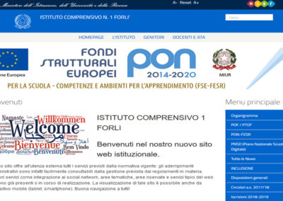 1 ICS Forlì